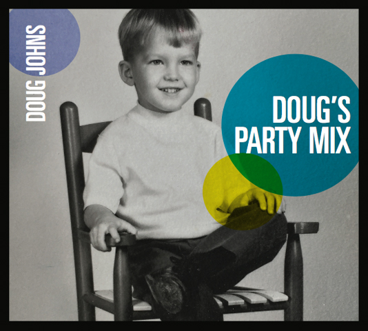 Doug's Party Mix album artwork